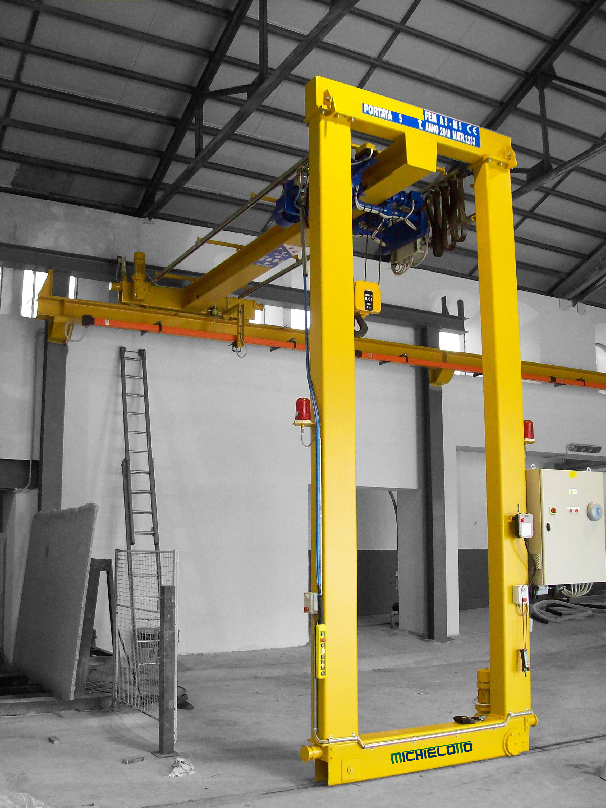 Light Lifting Systems